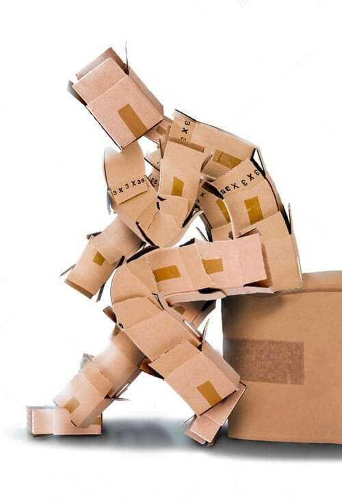 Imballaggio - creatività